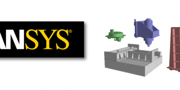 Efficient export of components from ANSYS