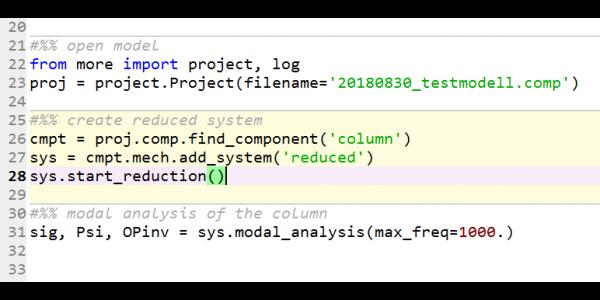 Full-featured API